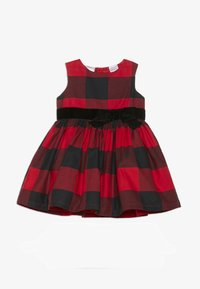 Carter's - GIRL DRESSY BABY - Cocktailkjoler / festkjoler - red - 3