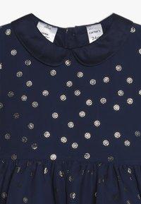 Carter's - GIRL DRESSY BABY - Koktejlové šaty/ šaty na párty - navy - 4