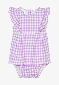 Carter's - DRESS GINGHAM - Cocktailjurk - purple - 3