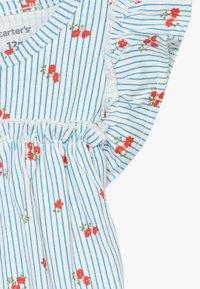Carter's - SUN BLOSSOMS - Jersey dress - blue - 2