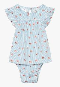 Carter's - SUN BLOSSOMS - Jersey dress - blue - 0