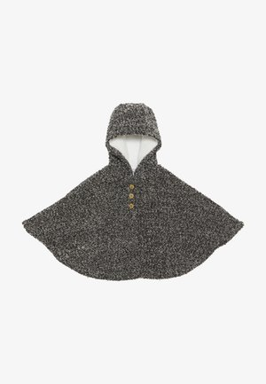 PONCHO BABY - Cape - heather