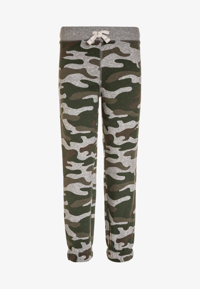 Carter's - BIG BOYS BASIC PANT CAMO - Spodnie treningowe - multicolor