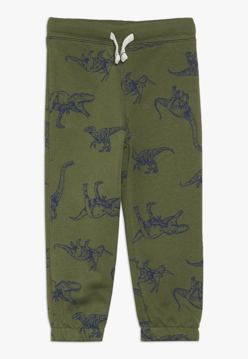 Carter's - TODDLER BASIC PANT - Trainingsbroek - dark green