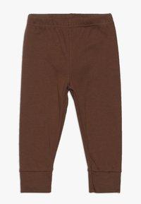 Carter's - BOY PANT BABY 2 PACK - Broek - grey melange - 2
