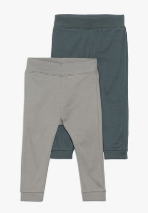 PANT BABY 2 PACK  - Trousers - teal