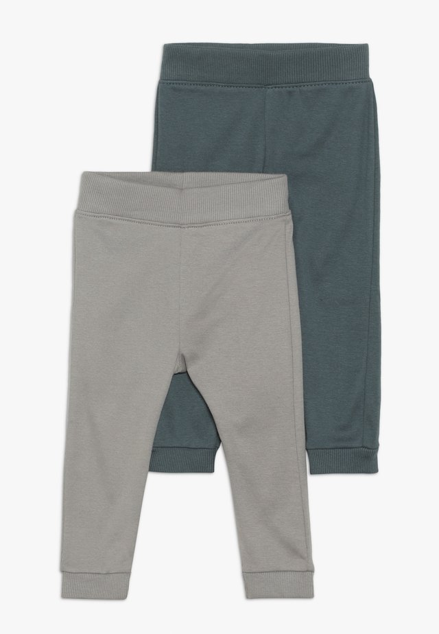 PANT BABY 2 PACK  - Tygbyxor - teal