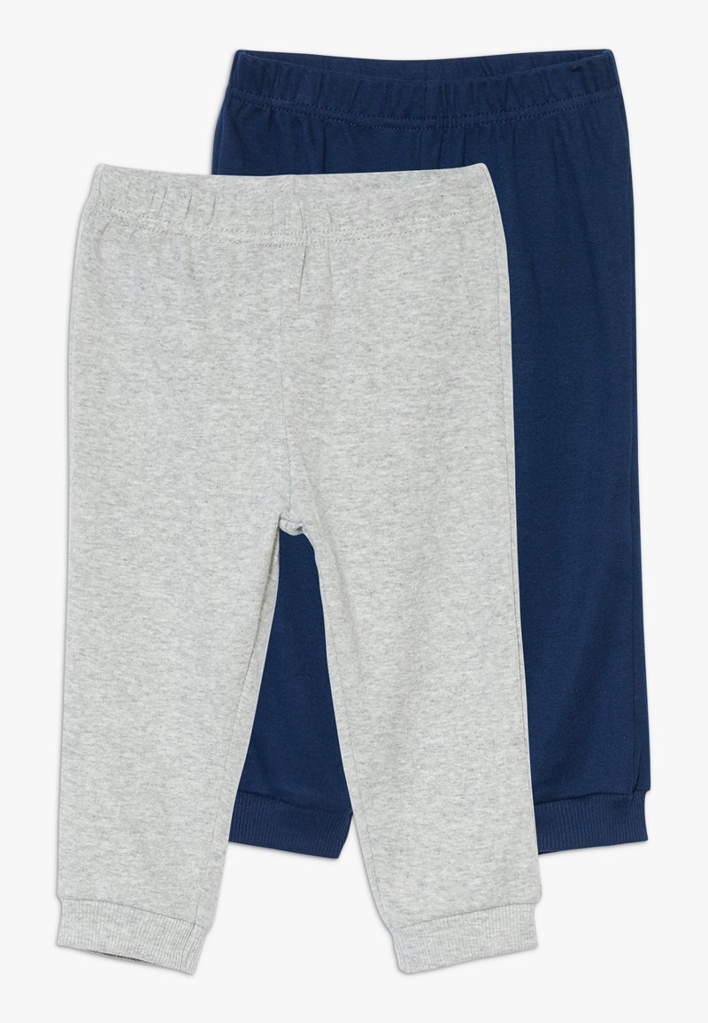 Carter's - BOY ZGREEN BABY 2 PACK - Tracksuit bottoms - navy