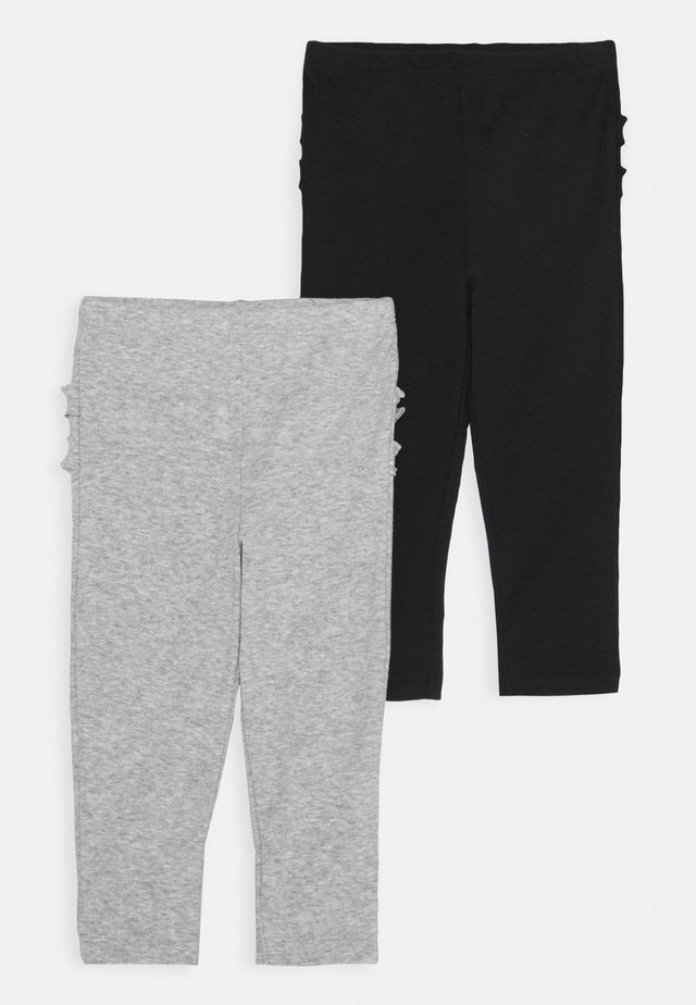 Pantalon classique - heather