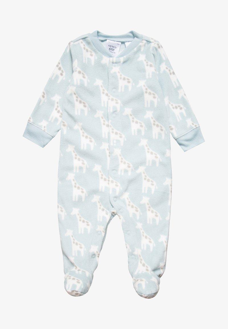 Carter's - BOY GIRAFFE BABY - Body - blue