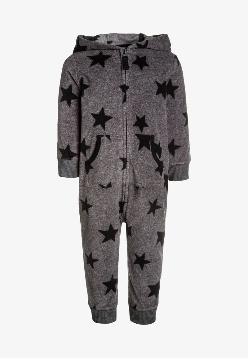 Carter's - BOY STAR PRINT BABY - Combinaison - heather