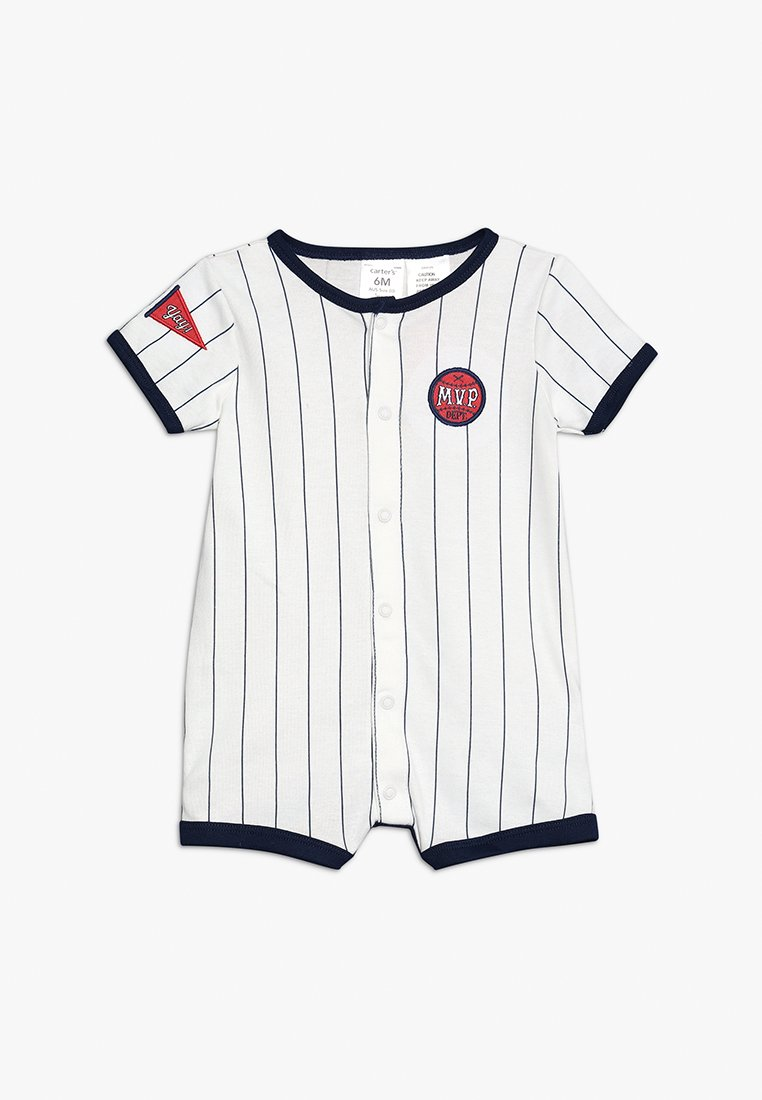 Carter's - BABY BASEBALL - Combinaison - white