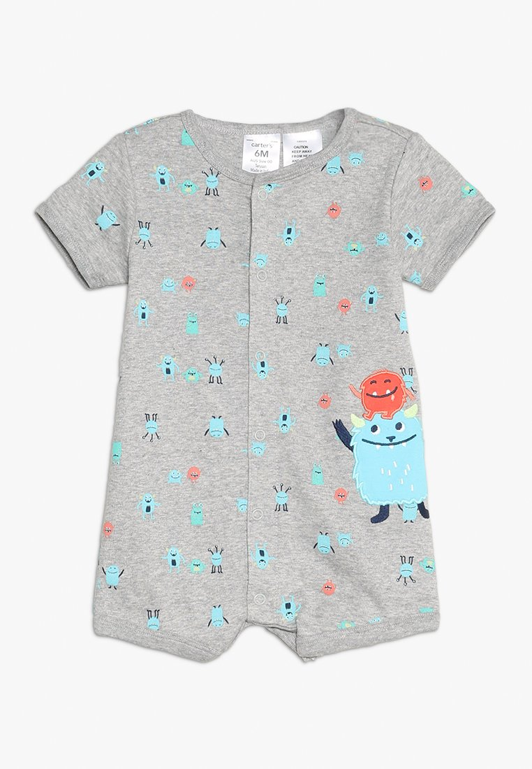 Carter's - BABY MONSTERS - Jumpsuit - grey