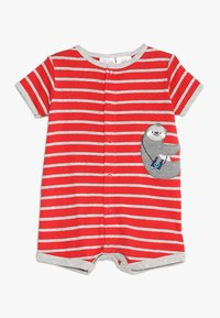 Carter's - BABY SLOTH - Overal - red - 0