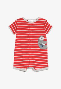 Carter's - BABY SLOTH - Overal - red - 3