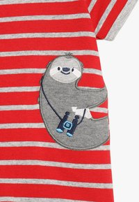 Carter's - BABY SLOTH - Overal - red - 4