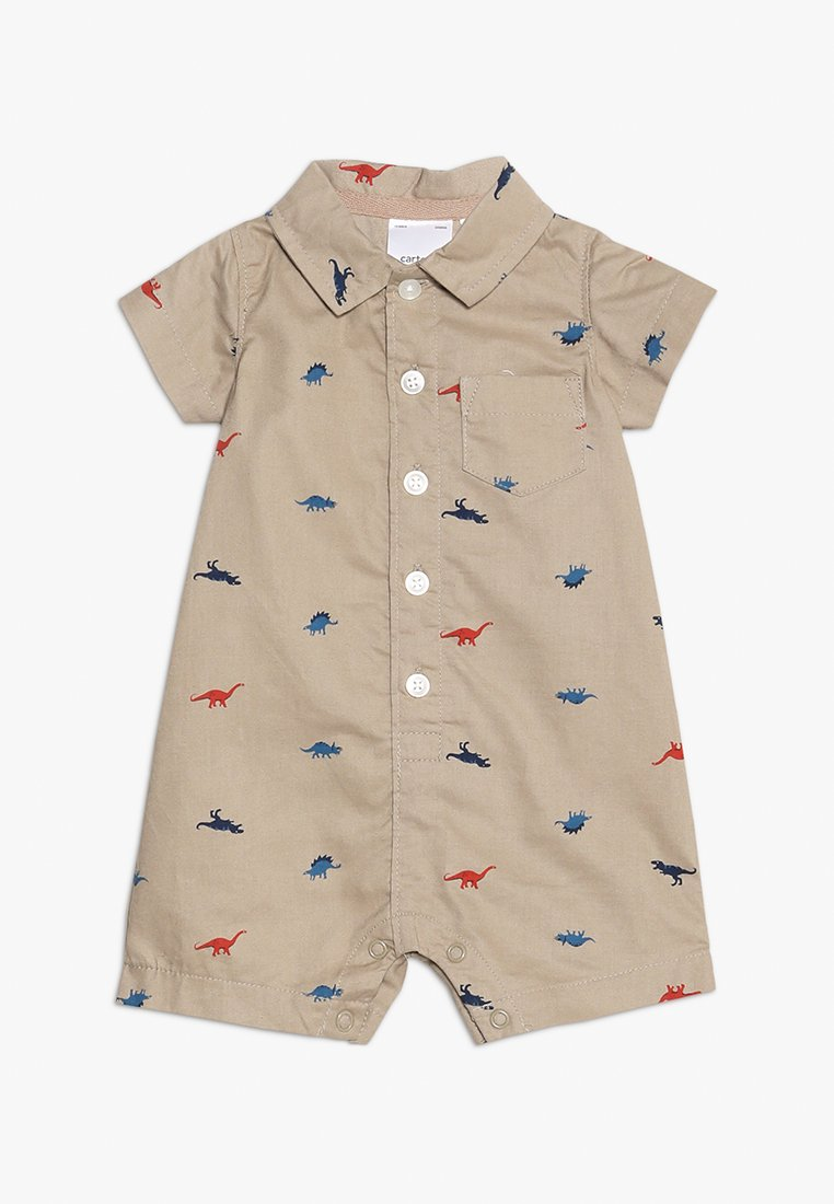 Carter's - BABY ROMPER - Jumpsuit - khaki