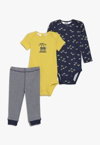 Carter's - LITTLE CHARACTER BABY SET - Legging - yellow - 0