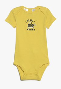 Carter's - LITTLE CHARACTER BABY SET - Legging - yellow - 2