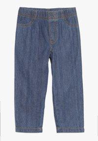 Carter's - TODDLER PLAYWEAR SET - Straight leg jeans - white - 2