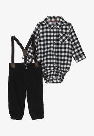 BABY SET - Kalhoty - plaid