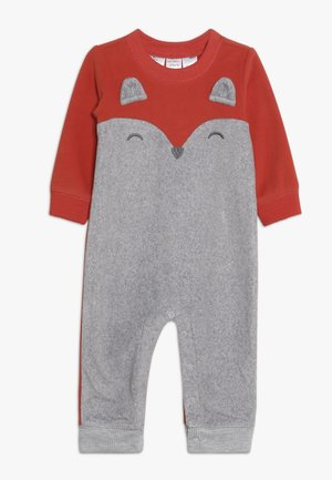 BOY BABY - Body - grey heather