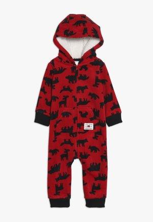 BOY BABY - Kruippakje - red