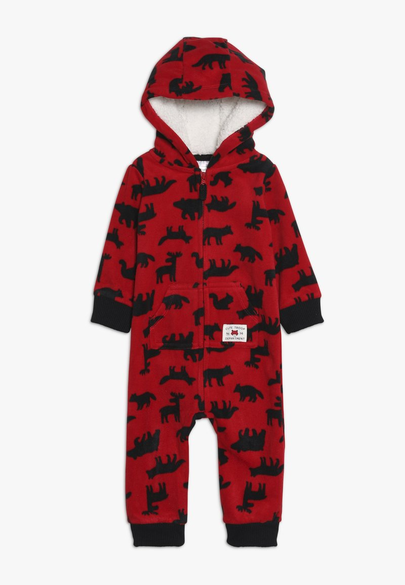 Carter's - BOY BABY - Body - red