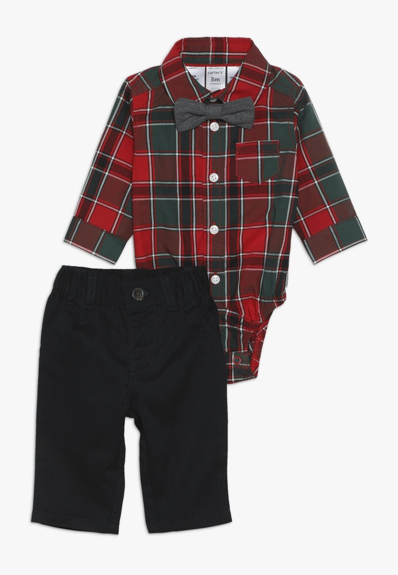 Carter's - BABY SET - Broek - red