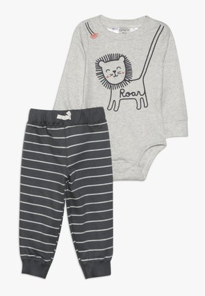BABY SET - Body - heather