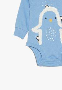 Carter's - BOY PANT BABY SET - Body - blue - 4