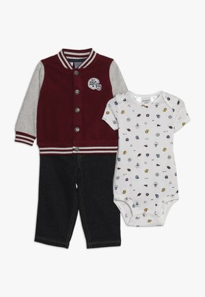 BABY SET - Body - red