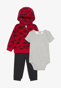 Carter's - BABY SET - Body - red - 3
