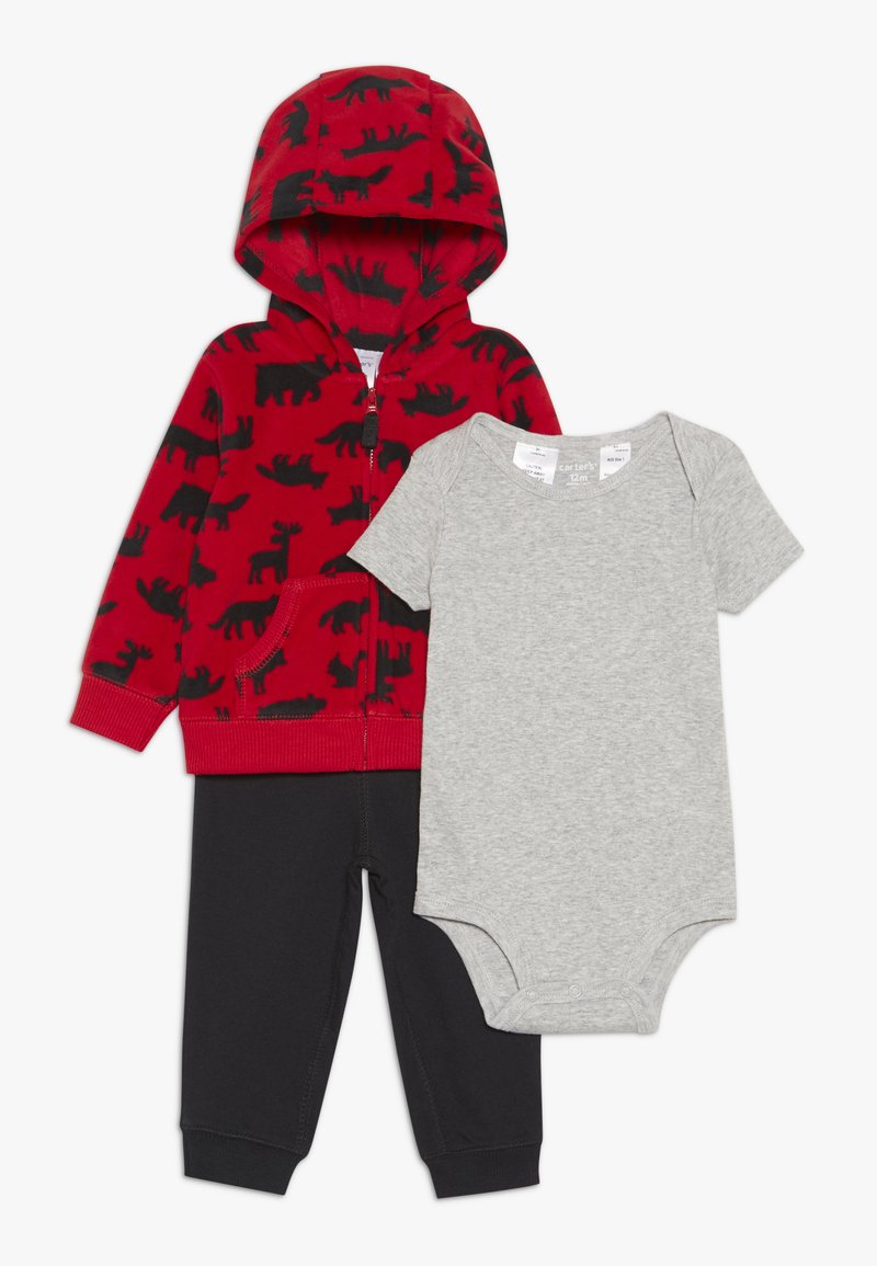 Carter's - BABY SET - Body - red