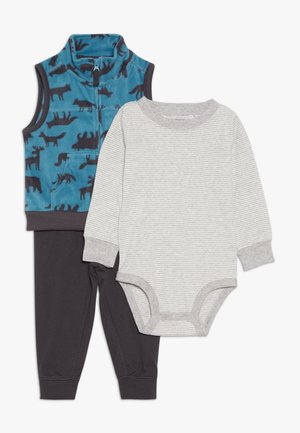 VEST BABY SET - Body - green