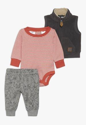 VEST BABY SET - Chaleco - gray