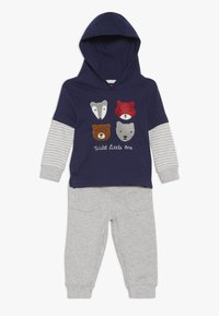 Carter's - BABY SET - Trousers - blue - 0