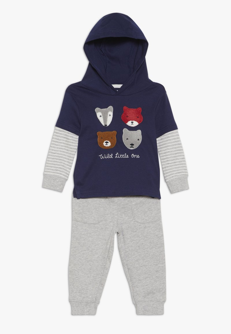Carter's - BABY SET - Trousers - blue