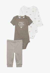 Carter's - ELLIE BABY SET - Broek - brown - 6