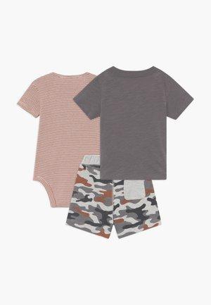 KOALA CAMO SET - Trousers - gray