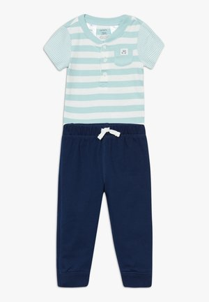 HENLEY SET - Body - blue