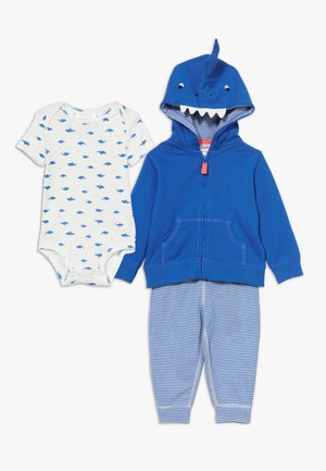 CARDI SHARK SET - Body - blue