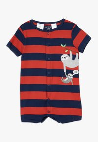Carter's - CREEPER SLOTH SIDE - Jumpsuit - red - 0