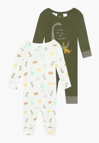 Carter's - DINO BABY 2 PACK - Jumpsuit - Green - 0