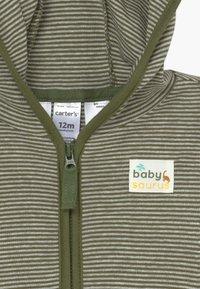 Carter's - BABY SET   - Kardigan - green - 4