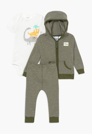 BABY SET   - Kardigan - green