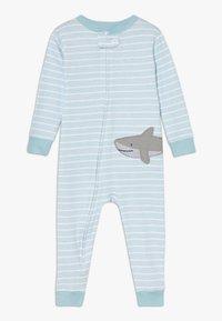 Carter's - ZGREEN BABY - Mono - light blue - 0