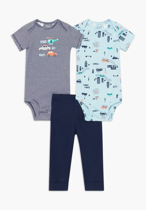 AUTO 2 PACK SET - Broek - blue/dark blue