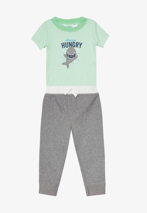 HUNGRY SET - Broek - green