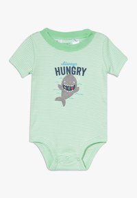 Carter's - HUNGRY SET - Broek - green - 2